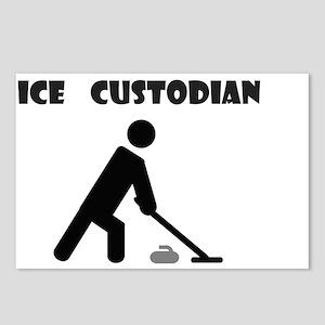 IceCustodianWhite Postcards (Package of 8)