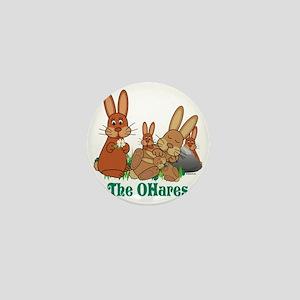 The O Hares Mini Button