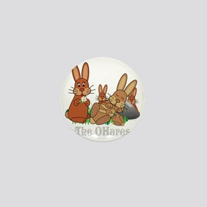 The O Hares Dark Mini Button