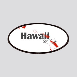 Hawaii Diver Patches