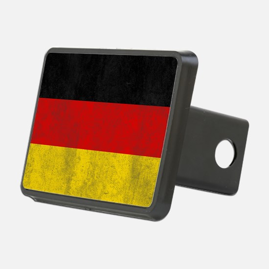 vintage-germany-flag Hitch Cover