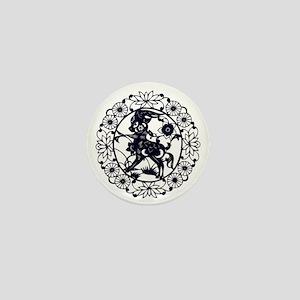 Goat1 Mini Button