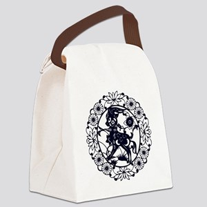Goat1 Canvas Lunch Bag