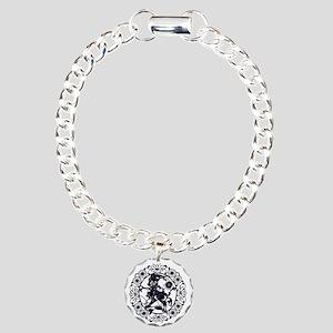 Goat1 Charm Bracelet, One Charm