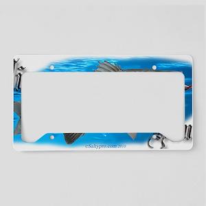 wiper 5x2 License Plate Holder