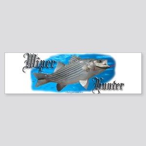 wiper 5x2 Sticker (Bumper)