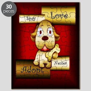 spay_neuter_adopt_2400x2400_1a Puzzle