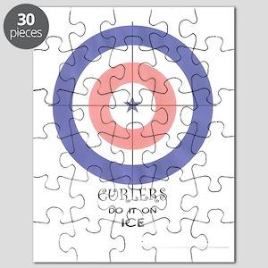 final curls logo Puzzle
