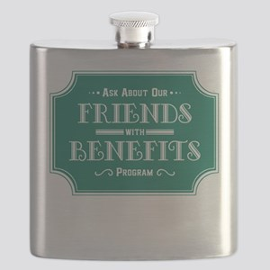Friends With Benefits Flask