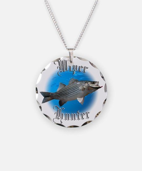 wiper fishing Necklace