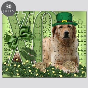 Golden_Lucky_Charm5x7 Puzzle