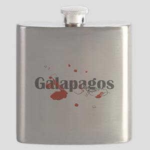 Galapagos Diver Flask