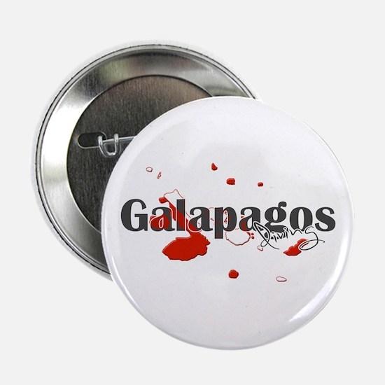 """Galapagos Diver 2.25"""" Button"""
