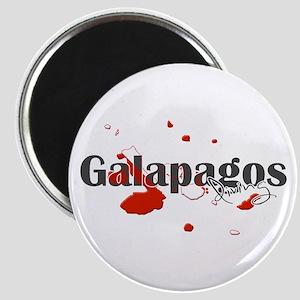 Galapagos Diver Magnet
