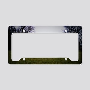 Mount Vernon License Plate Holder