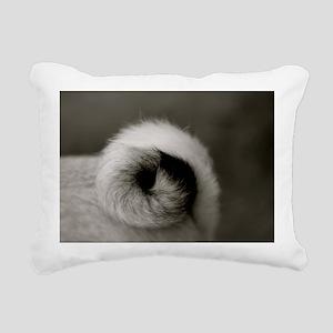 Library - 06356 Rectangular Canvas Pillow