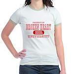 Broken Heart University Jr. Ringer T-Shirt