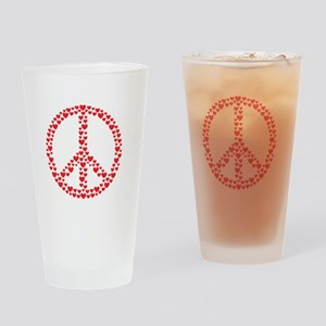 allNeedLOVE Drinking Glass
