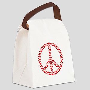 allNeedLOVE Canvas Lunch Bag