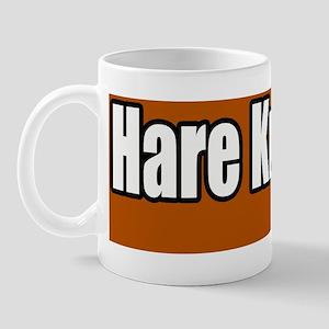 Hare-Krishna-Bumper-Sticker Mug