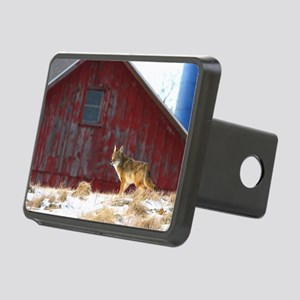 coyote barn Rectangular Hitch Cover