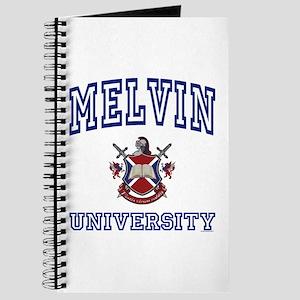 MELVIN University Journal