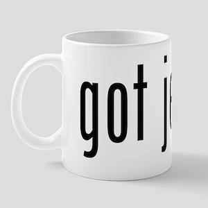 Got Jesus - White Mug