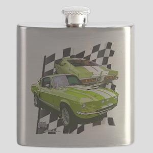 2-67gt500greenKR Flask
