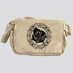PigB1 Messenger Bag