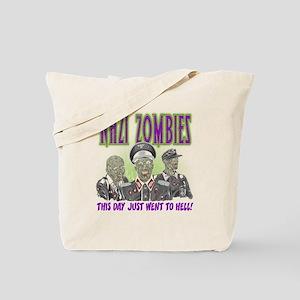 nazi zombies 1 Tote Bag