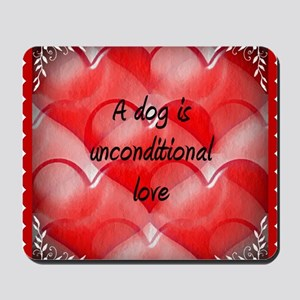 unconditional_love_2 Mousepad