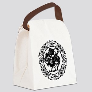 RoosterB1 Canvas Lunch Bag