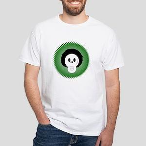 Old Boy Afrohair White T-Shirt
