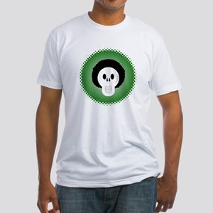 Old Boy Afrohair Fitted T-Shirt
