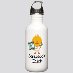 ScrapbookChick Stainless Water Bottle 1.0L