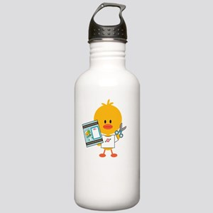 ScrapbookChickDkT Stainless Water Bottle 1.0L