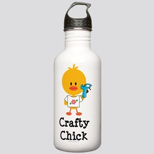 CraftyChick Stainless Water Bottle 1.0L