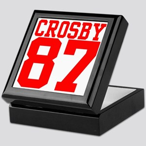 crosby2 Keepsake Box
