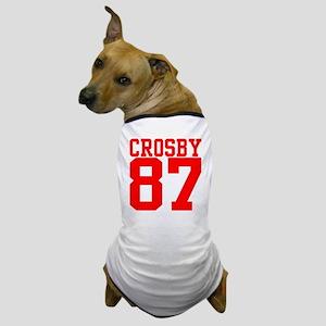 crosby2 Dog T-Shirt