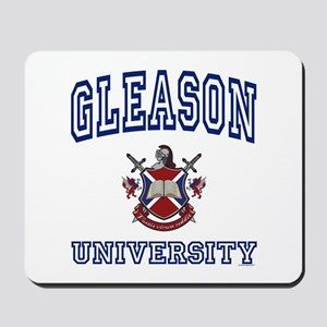 GLEASON University Mousepad