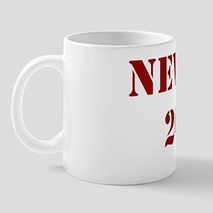 New Dad 2010 flat Mug
