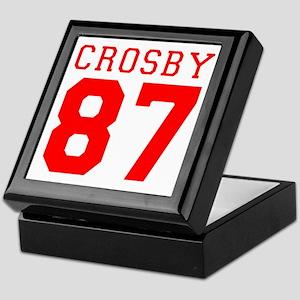 2-crosby Keepsake Box