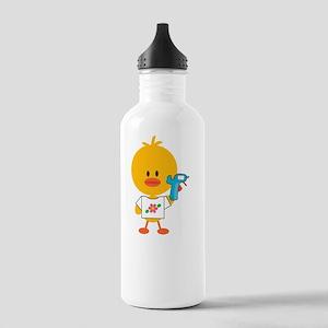 CraftyChickDkT Stainless Water Bottle 1.0L
