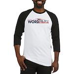 Greenville_WORD_Logo_300dpi Baseball Jersey