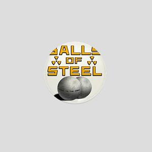 Hail Mini Button