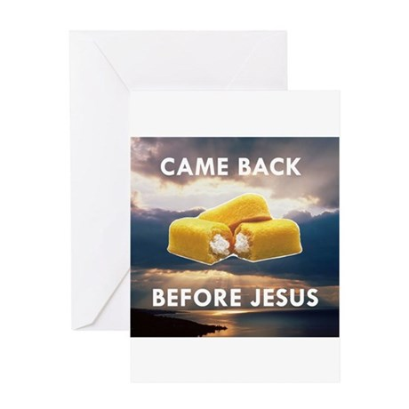 Sweet Salvation Greeting Cards