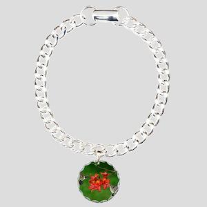 9x12_print 2 Charm Bracelet, One Charm