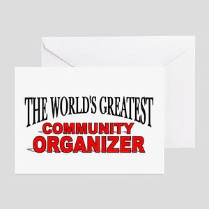 """The World's Greatest Community Organizer"" Greetin"