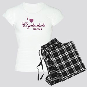 Clydesdale horses Pajamas