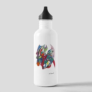 kris art3 Stainless Water Bottle 1.0L
